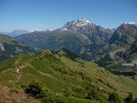 alpine adventure self guided walking holiday chablais mountains